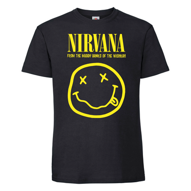 Nirvana - From the Muddy Banks - Night Design