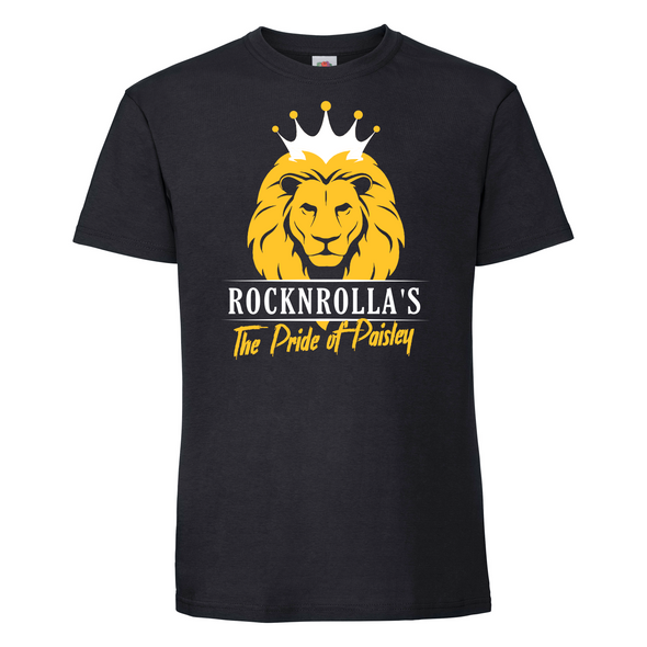 Rocknrolla's - Night Design