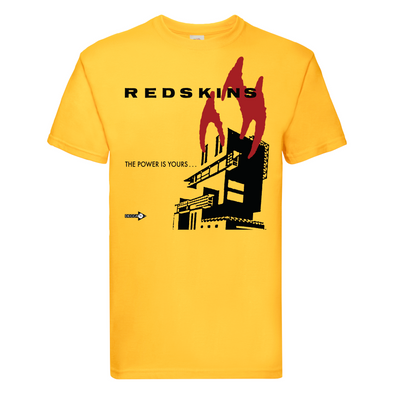 Redskins - The Power Is Yours - Night Design