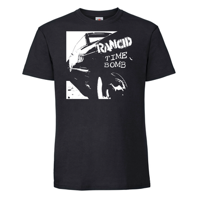 Rancid - Time Bomb - Night Design
