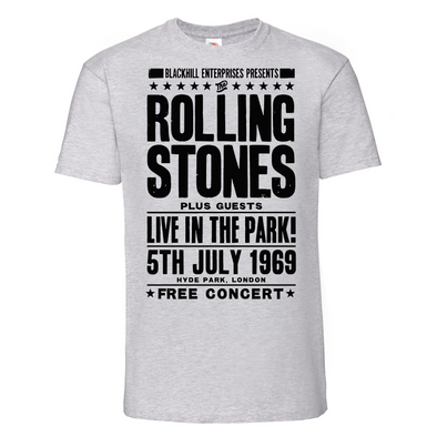 The Rolling Stones - Hyde Park 1969