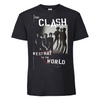 The Clash - Westway to the World - Night Design