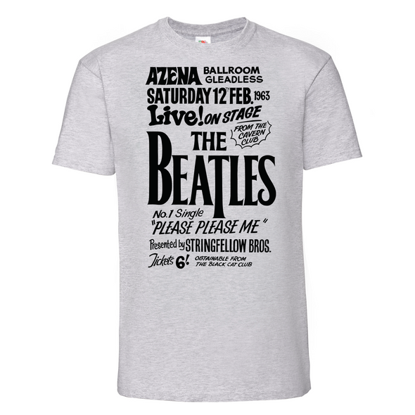 The Beatles - Live at the Azena - Night Design