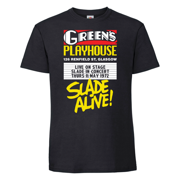 Green's Playhouse - Slade 1972