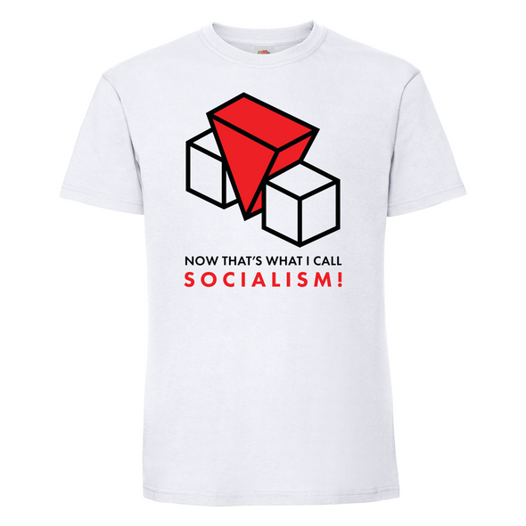 Red Wedge - Now That's What I Call Socialism!