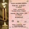 Glasgow Apollo - Thin Lizzy 1976 - Night Design