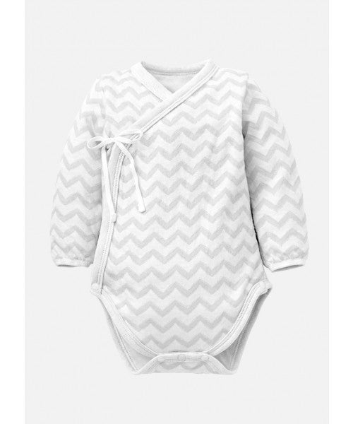 Waves Newborn Bodysuit