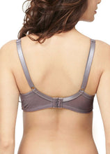 Load image into Gallery viewer, 9886 (Gray) Bella Lace Deep V Flexiwire Maternity & Nursing Bra