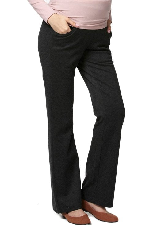12538Z Maternity Office Work Pants