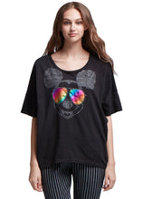 Load image into Gallery viewer, 16855 Mickey Maternity and Nursing Shirt