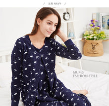 Load image into Gallery viewer, Super Fine Maternity & Nursing Jammies