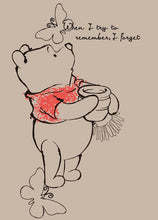 Load image into Gallery viewer, 171876 Winnie the Pooh Maternity and Nursing Top