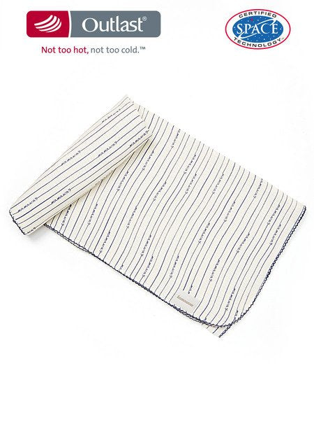 16602B Outlast Muslin Wrap Swaddle (Beddinique+) Baby Bedding Technology