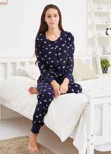 Super Fine Maternity & Nursing Jammies