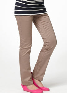 12522C Slim Fit Maternity Pants