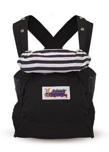 Hugaroo Baby Carrier - Black