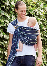 Load image into Gallery viewer, 59917 Ocean Lanna Baby Ring Sling