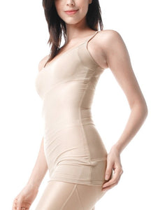 6887 Nude  Recovery Tank Shaper