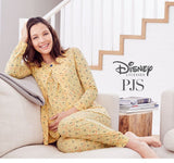 Winnie The Pooh Maternity and Nursing Jammies