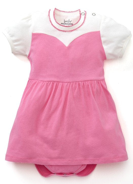 Montage Baby Bodysuit Dress