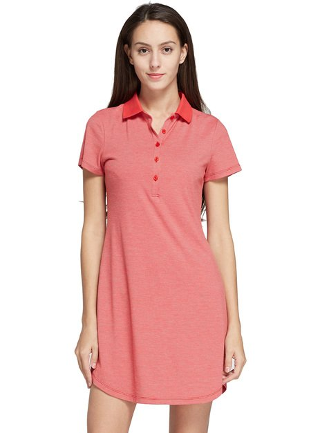 Polo Maternity and Nursing Dress