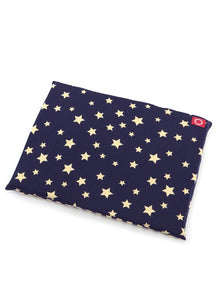 170412N Antibacterial Cot Pillow Case - Navy Galaxy