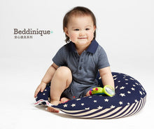 Load image into Gallery viewer, 170411 Stars and Stripes  Design Hypo Allergenic pillow case