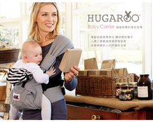 Load image into Gallery viewer, 05891X  Hugaroo Baby Carrier Black