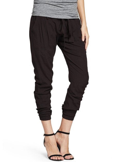 Cool Touch Maternity Drape Pants