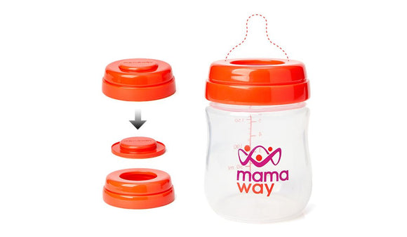 Mamaway 150ml wide storage bottle