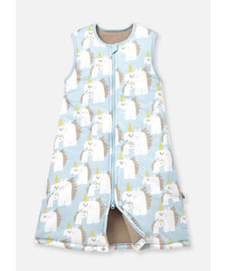 190001B-L Temp. Balance Sleep Suit 0.5-2.5 Tog Large - Unicorn