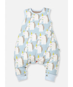 190001B Temp. Balance Sleep Suit 0.5-2.5 Tog - Unicorn