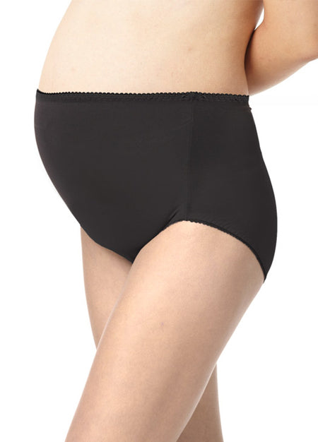 Anti-bacterial High-rise Briefs (2 Pack)