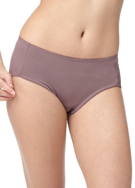 180893P Antibacterial and Odorless Maternity Midi Briefs 2 Pack