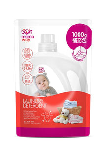 200102 ANTIBACTERIAL AND ANTI-MITE LAUNDRY DETERGENT (1000G REFILL PACK)