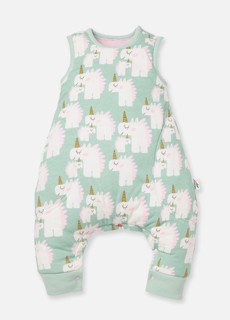 190001G Temp. Balance Sleep Suit 0.5-2.5 Tog - Unicorn