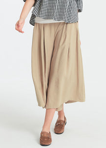 Maternity Drape Wide Leg Pants