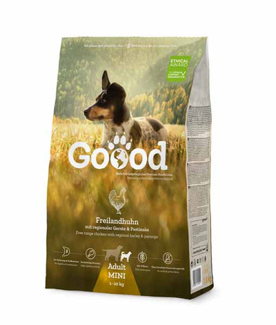 Free Range Chicken Dry Food for Small Dogs Dry Food