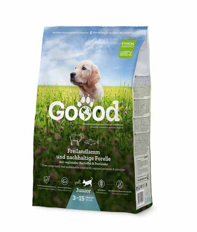 Free Range Chicken and Fish Dry Food for Puppies Dry Food