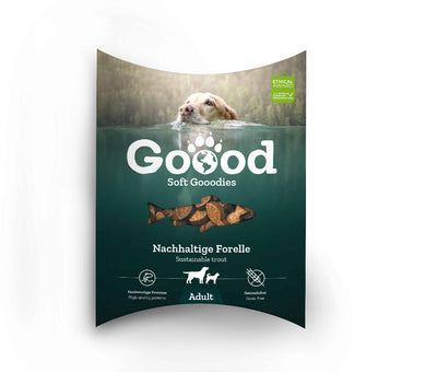 Adult Soft Gooodies - Sustainable Trout 100g