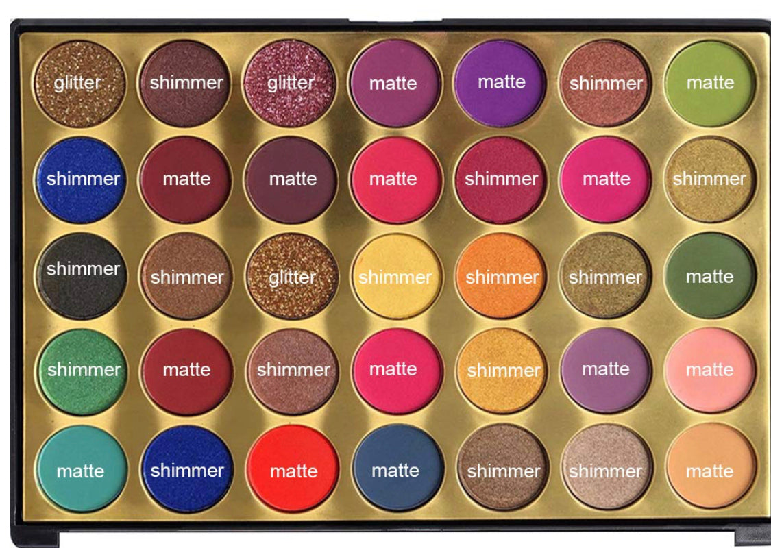 The Lady Palette