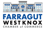 Farragut West Knoxville Chamber Logo