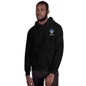Syntx Unisex Hoodie Embroidery