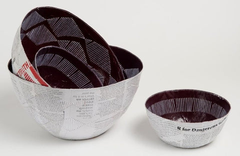 Berry Bowl-Stitched