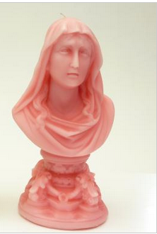 Mary Candle