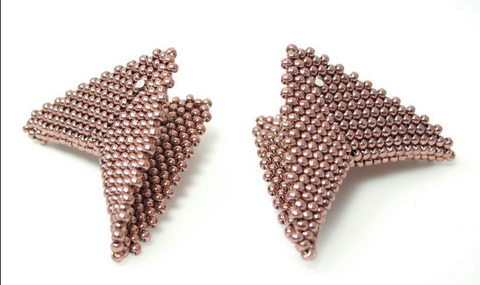 Thousand Hills Elements Light Pink Earrings