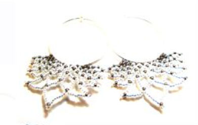 Fibonnacci Earrings