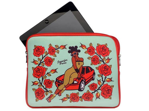 SWEET-YZ Laptop Sleeve Case Puffin Bird Notebook Computer Cover Bag Compatible 13-15 Inch Laptop