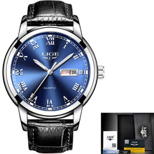 Load image into Gallery viewer, Men's Fashion Sports Waterproof Quartz Watch