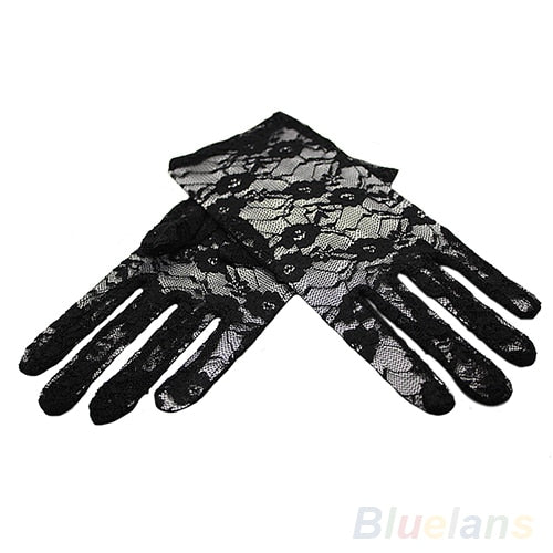 Women's Lace Evening Gloves